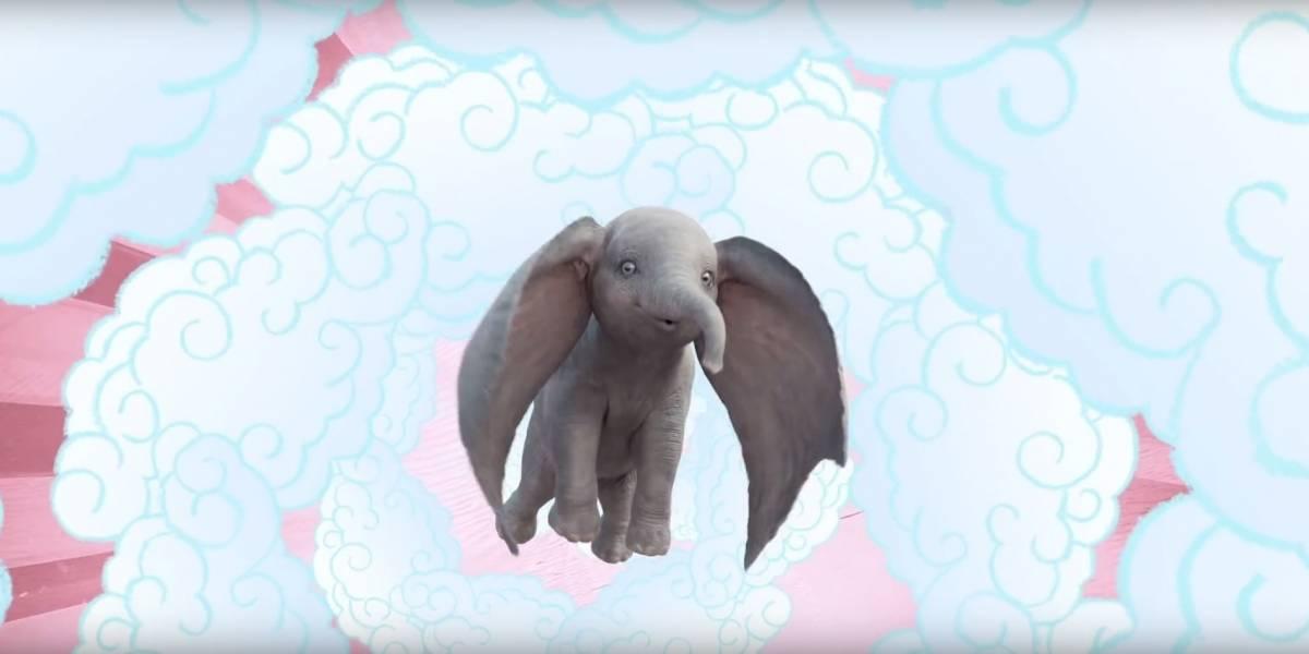 Ouça 'Baby Mine', a canção do novo remake de Dumbo feita pelo Arcade Fire