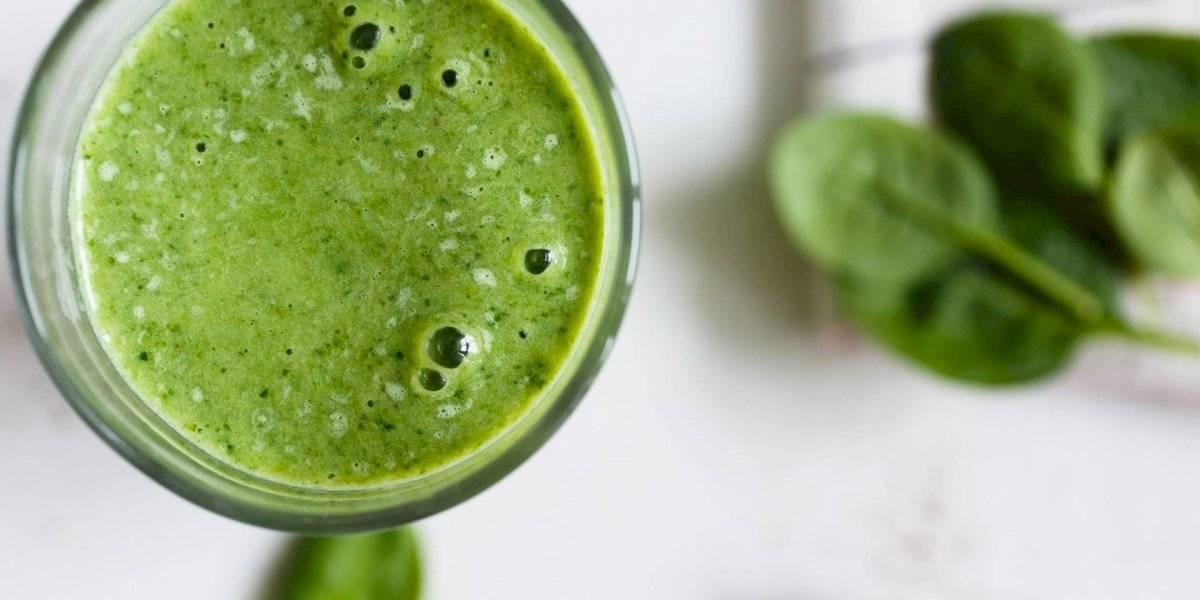 Vitamina Green Dream ajuda a emagrecer e fornece energia pela manhã
