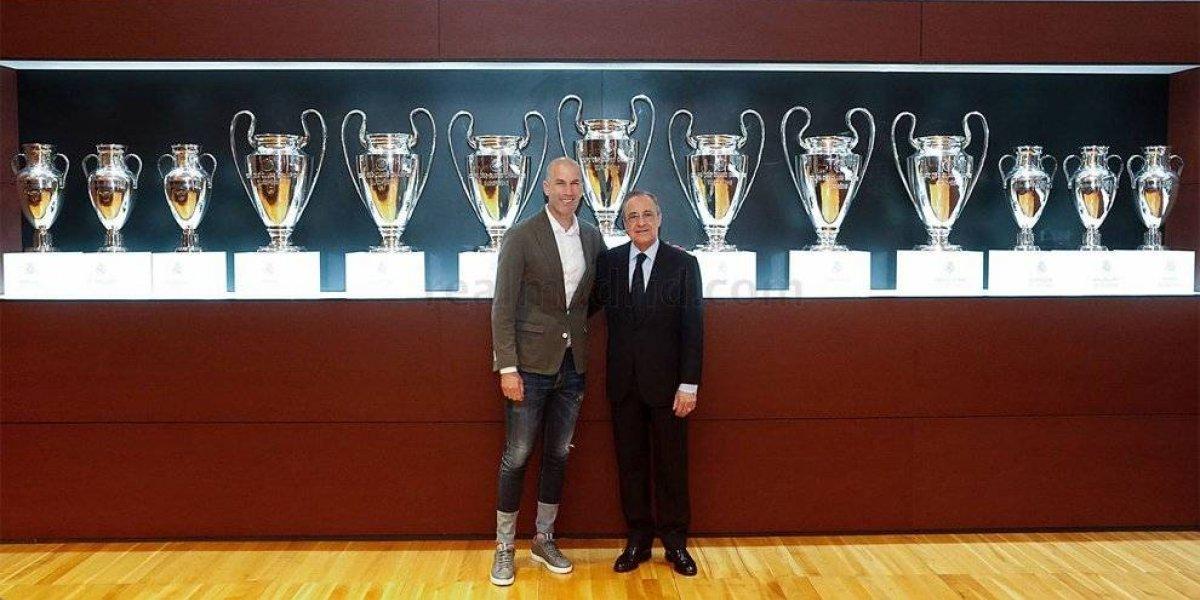 """Las """"causas perdidas"""" del Real Madrid que ven una luz con Zidane"""