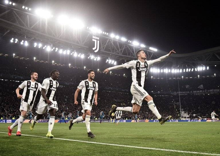 Juventus vs Real Madrid, octavos Champions League 2019