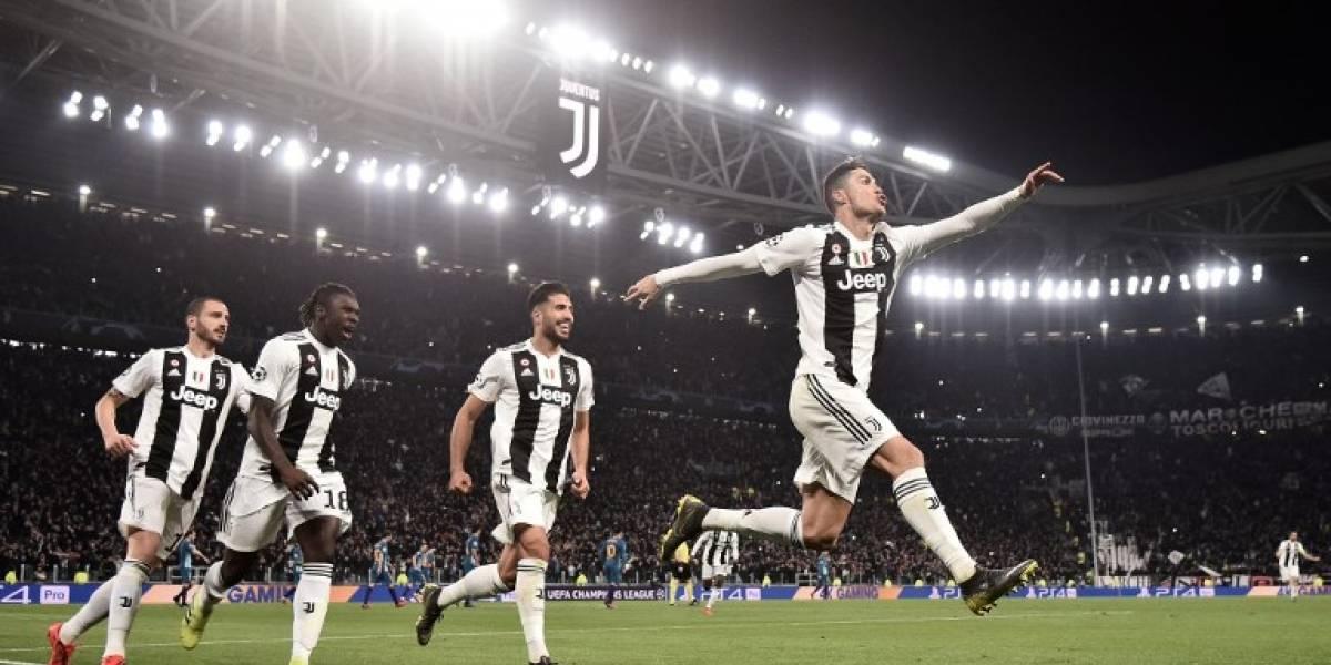 """""""Mr. Champions"""" marca un """"Hat-Trick"""", como prometió, y la Juve consigue una épica remontada"""