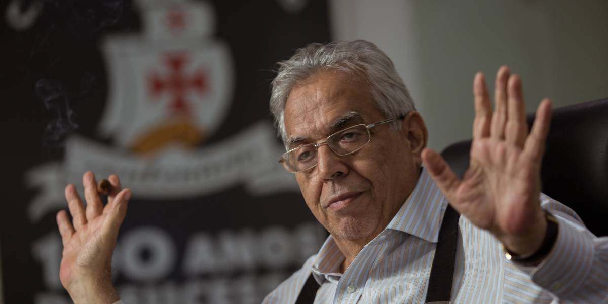 Morre Eurico Miranda, ex-presidente do Vasco, aos 74 anos