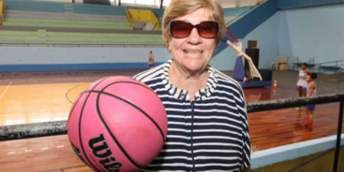 Ex-jogadora da seleção brasileira de basquete, Laís Elena, morre aos 76 em Santo André