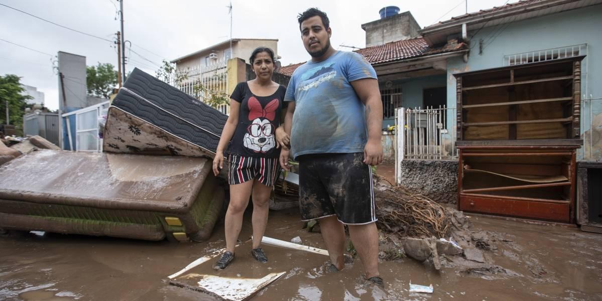 São Paulo vai decretar emergência para moradores atingidos por chuva sacarem FGTS