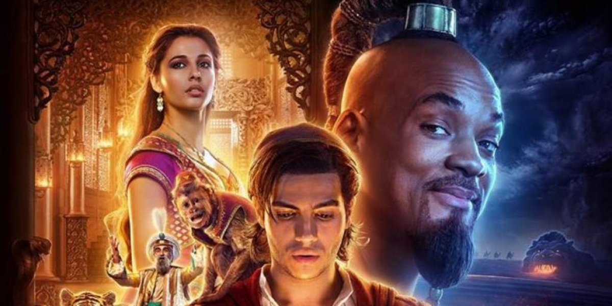 Disney estrena el primer tráiler completo de Aladdin