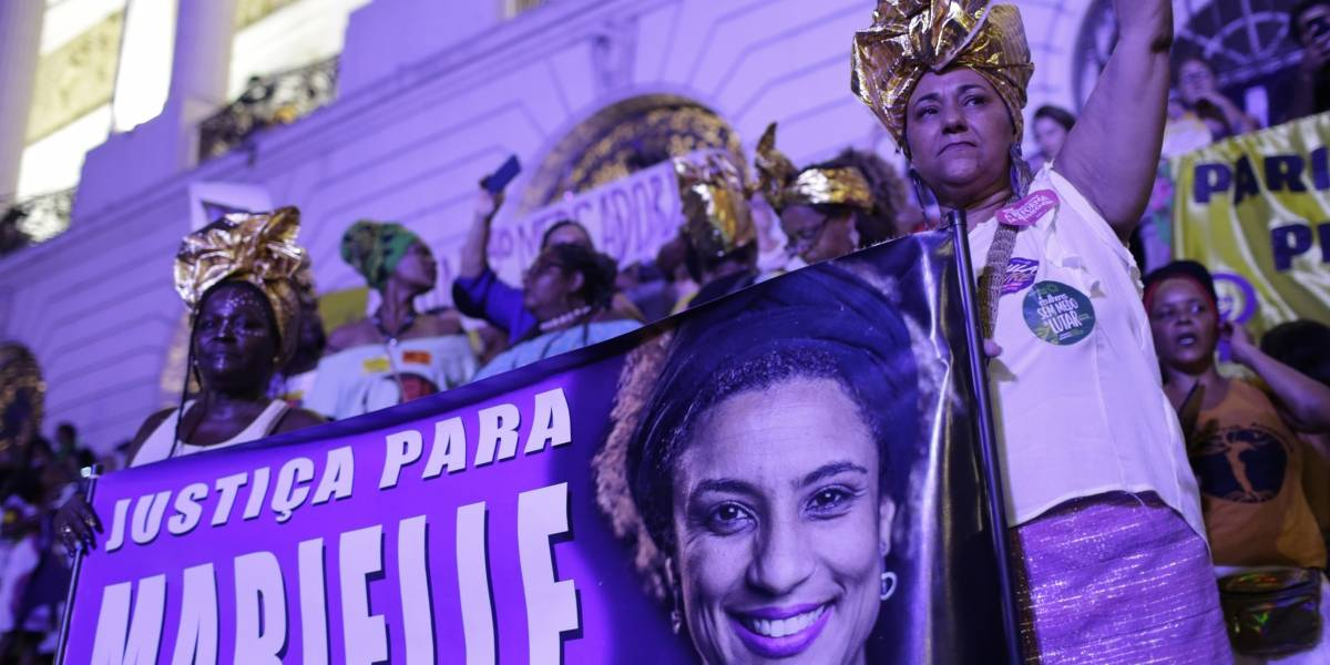 ¿Quién ordenó matar a la activista y concejala Marielle Franco?  Detenidos en Rio de Janeiro dos policías acusados del asesinato