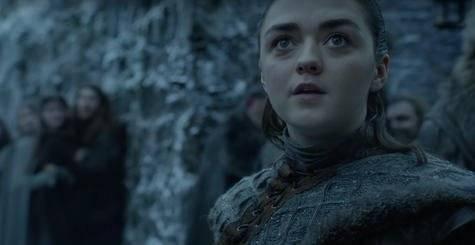 Arya Stark está en peligro