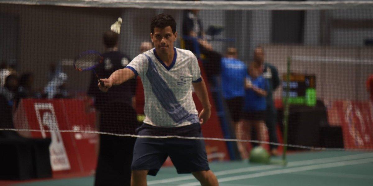 #GuateenAbuDhabi Con raqueta en mano, los guatemaltecos se activan en los Juegos Mundiales de Olimpiadas Especiales