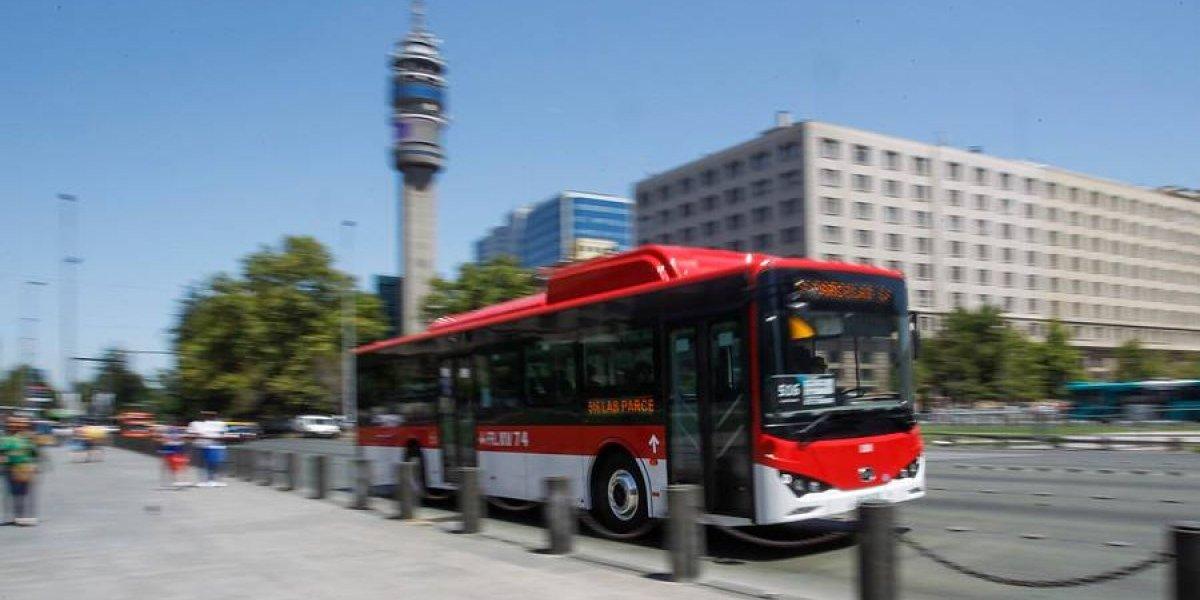 Nuevo sistema de transporte público: las diferencias entre