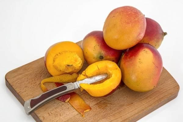 Licuado de mango para bajar de peso
