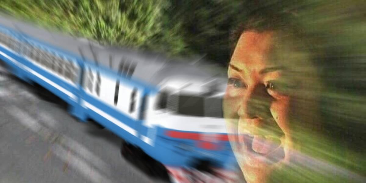 Mujeres: No se le permitía viajar en tren por temor a que perdieran su útero