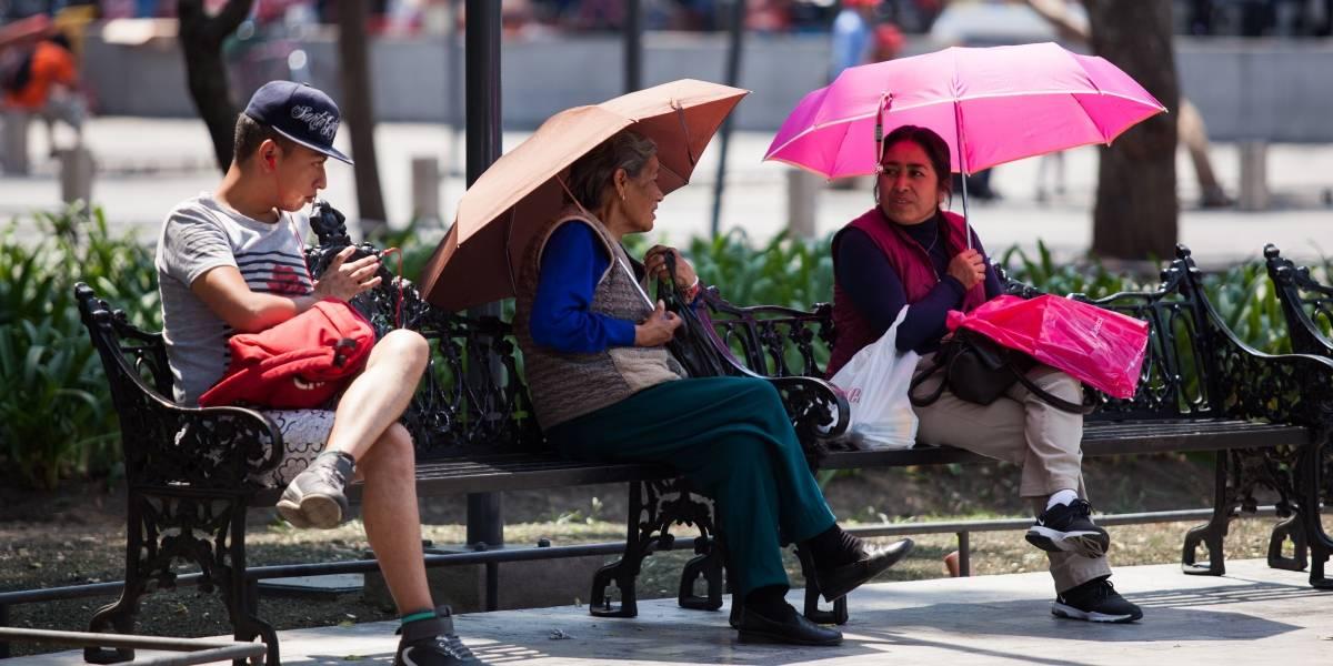 Ola de calor en México: Mitad del país con temperaturas superiores a 35 grados