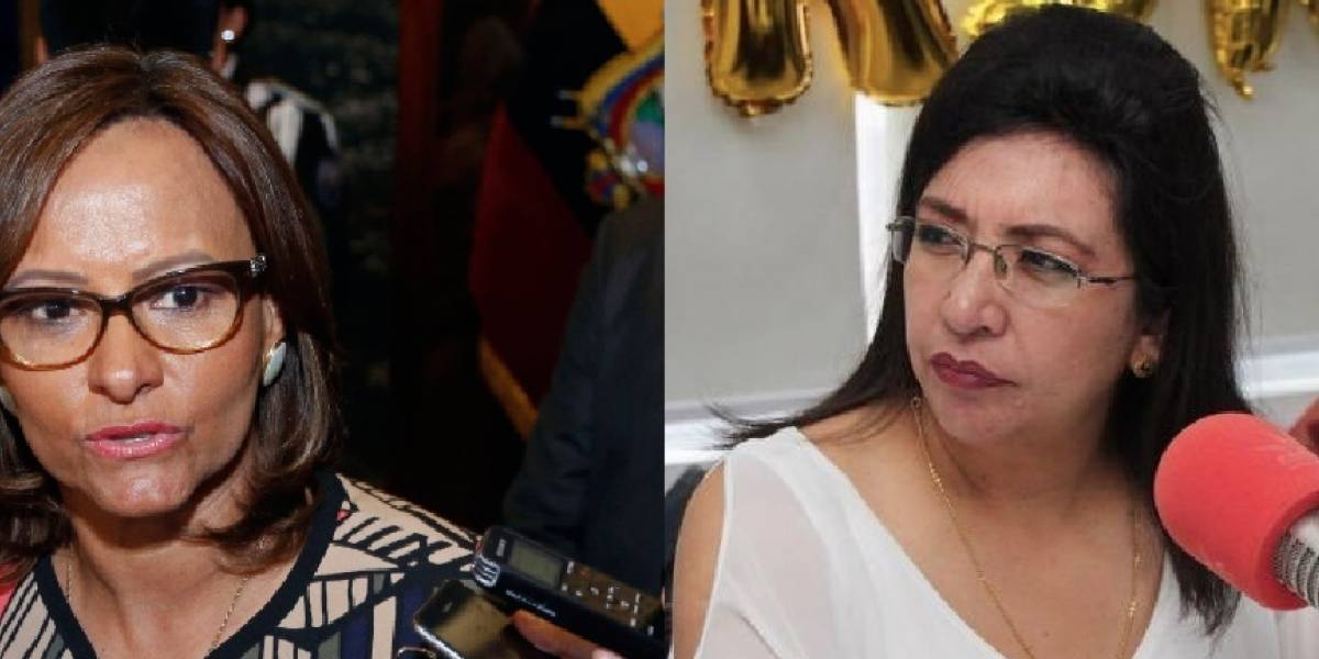 """Fiscal Ruth Palacios sobre audio filtrado de Elizabeth Cabezas: """"Es posible que se haya violado el derecho a la intimidad"""""""