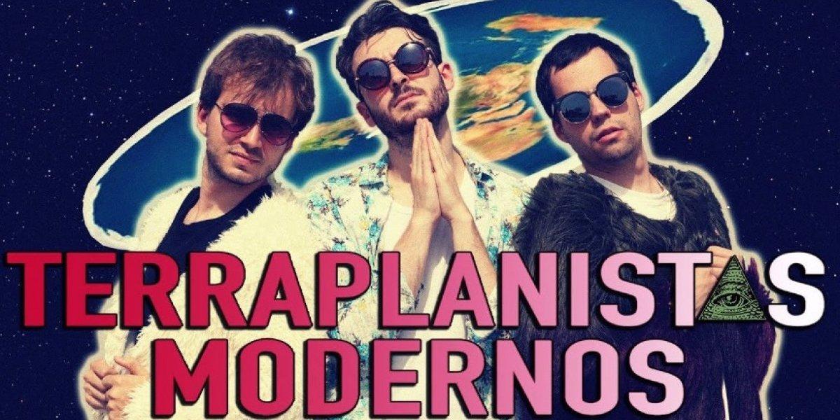"""¿Alguien ha escuchado el """"trap del terraplanismo""""?: la notable canción que """"explica"""" la teoría de que la Tierra no es redonda"""