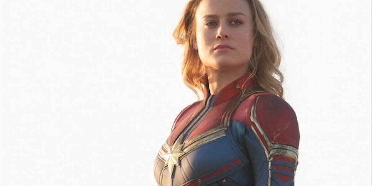"""La real """"Capitana Marvel"""" habla del último estreno de la franquicia: """"Abrimos un portón con esta historia"""""""