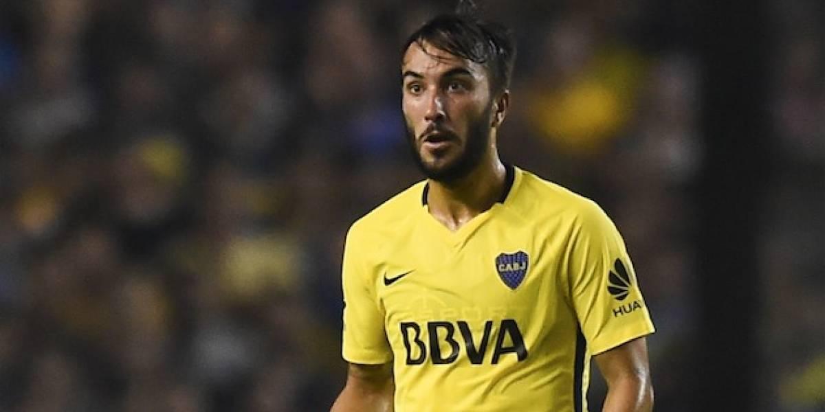 La denuncia de discriminación que hace Sebastián Pérez contra su antiguo club, Boca