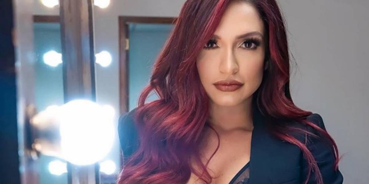 Kimberly Reyes fue sancionada por reuniones con música a alto volumen