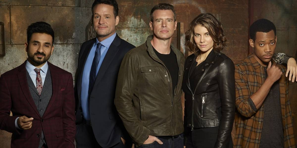 'Whiskey Cavalier', la nueva serie de Warner Channel