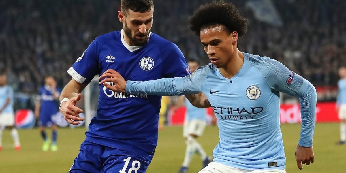 ¿Otra sorpresa en octavos? Schalke 04 va por la remontada ante el Manchester City