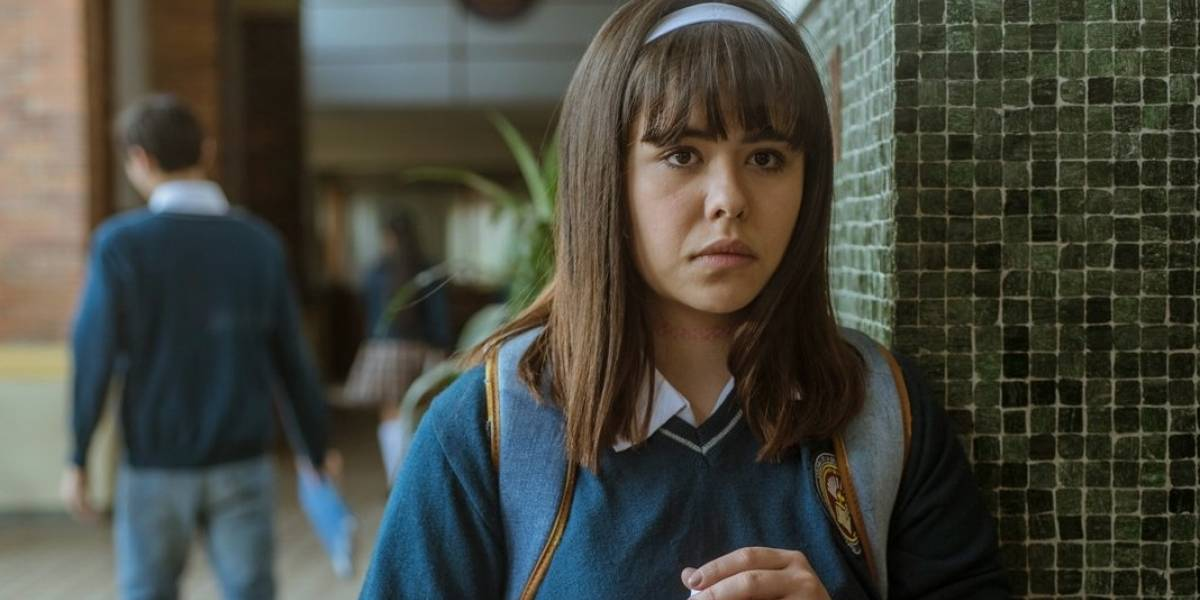 Delicada escena de Juliana Velásquez en 'La Gloria de Lucho' dio de qué hablar en redes