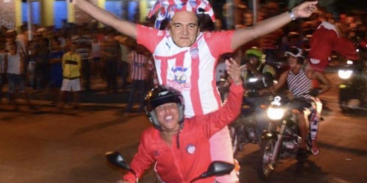 Los memes que dejó la visita inventada de Tarantino a Barranquilla