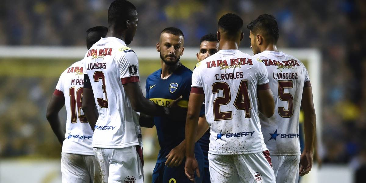 ¡La Bombonera sí mete miedo! Boca Juniors vapuleó al Deportes Tolima