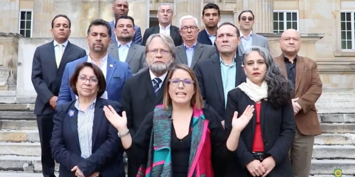 Colombianos manifiestan preocupación por la salud de Mockus, luego de ver este video