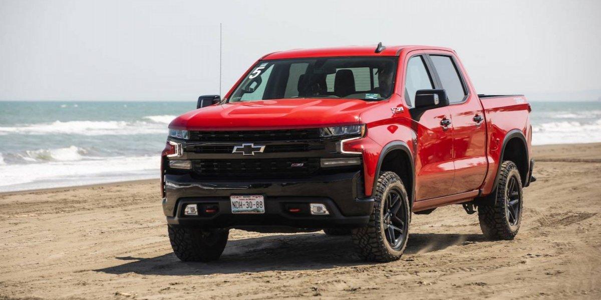 Confira as fotos das poderosas Chevrolet Silverado e Chayenne 2019