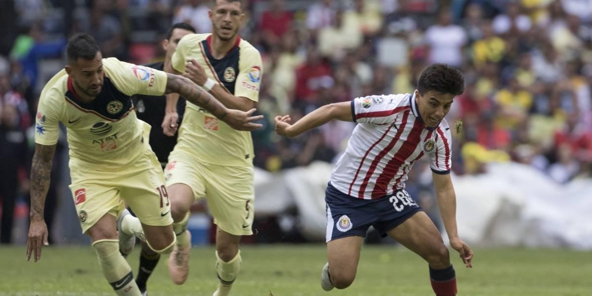 VIDEO: Jugador de Chivas recuerda que lo corrieron de América