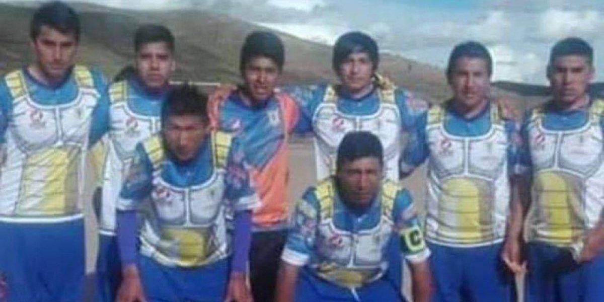 'Club Deportivo Saiyajines', el equipo sensación de la Copa Perú