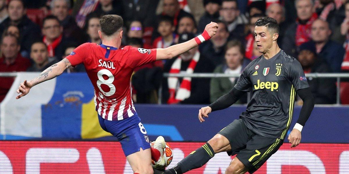 Juventus vs. Atlético de Madrid: el rey Cristiano, en jaque