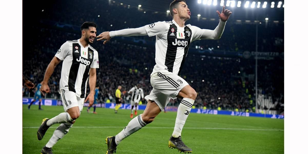 Cristiano Ronaldo marca 3, Juventus bate o Atlético e avança na Liga dos Campeões