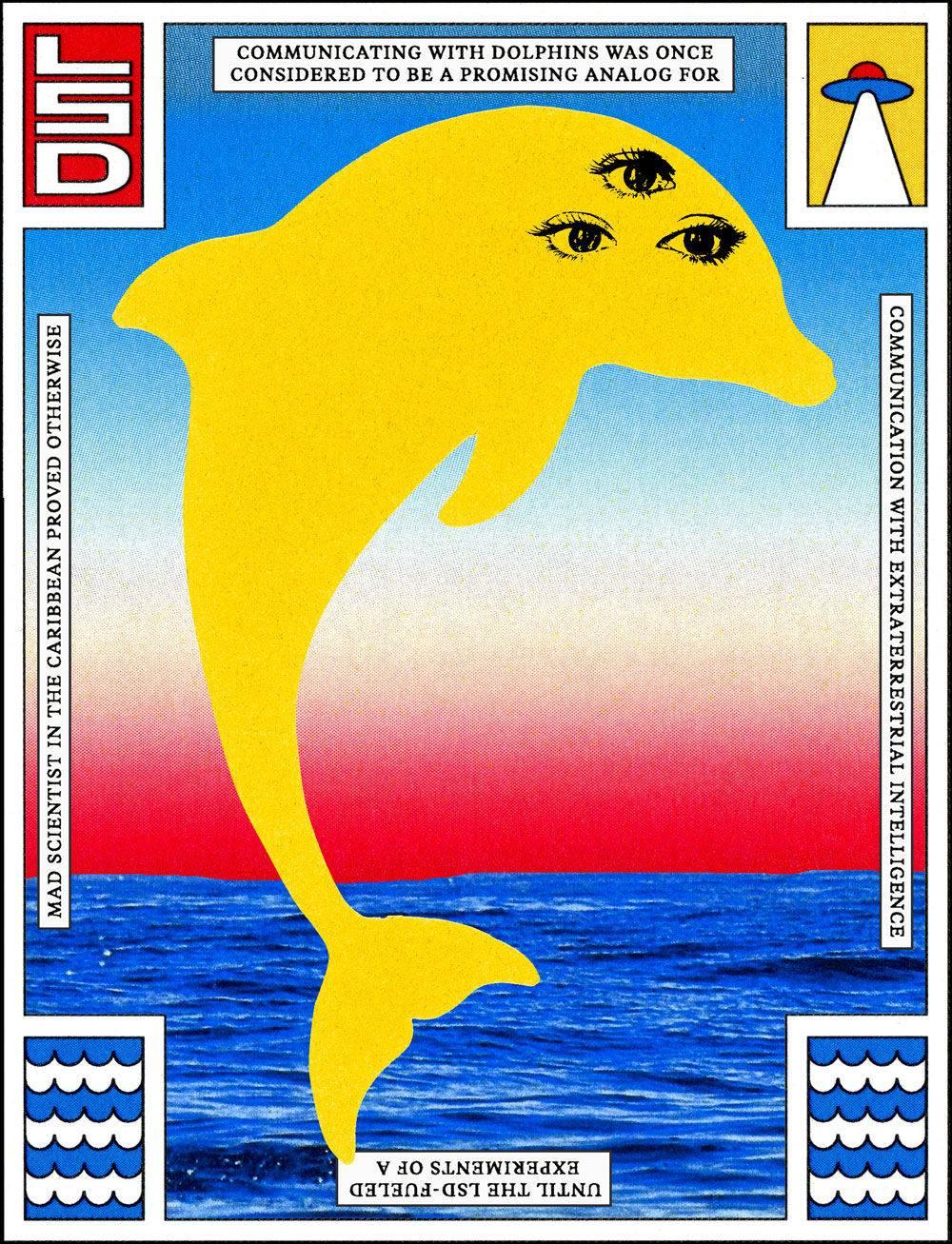 delfin extraterrestre