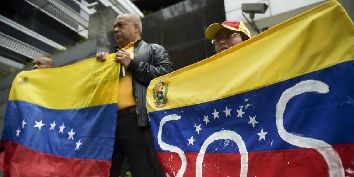 Guaidó exige la liberación del periodista Luis Carlos Díaz, detenido en Venezuela