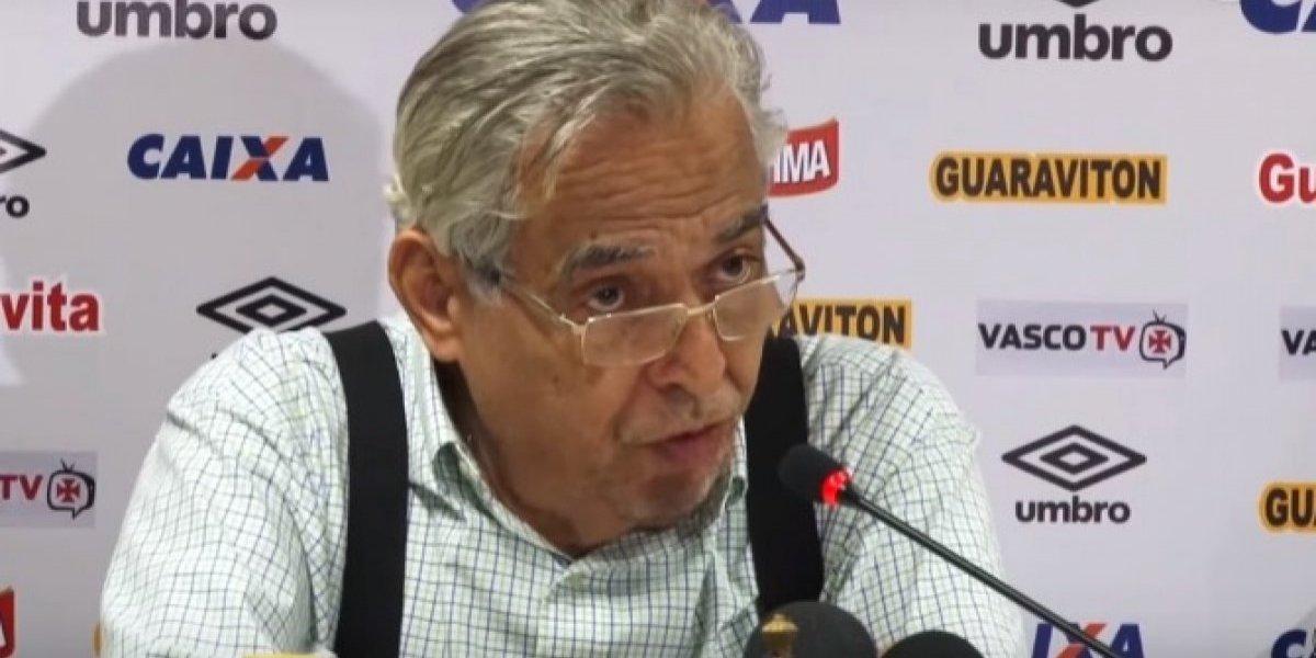 Eurico Miranda: Confira algumas das declarações mais engraçadas e polêmicas do cartola