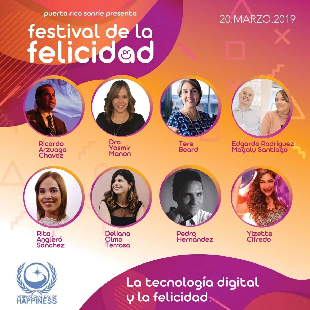 Festival de la Felicidad