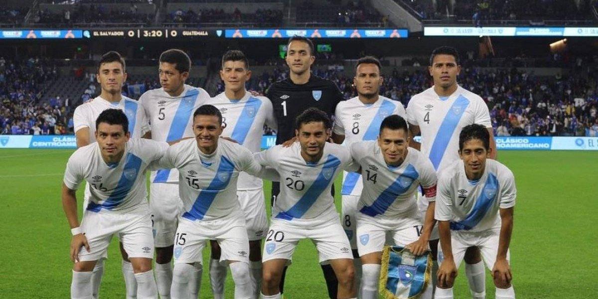 FIFA prohíbe amistoso entre Guatemala y Trinidad y Tobago
