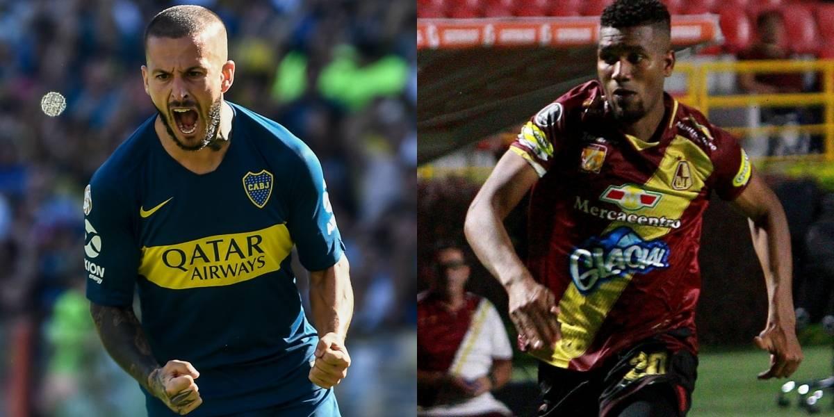 Deportes Tolima quiere conquistar La Bombonera en su visita a Boca Juniors