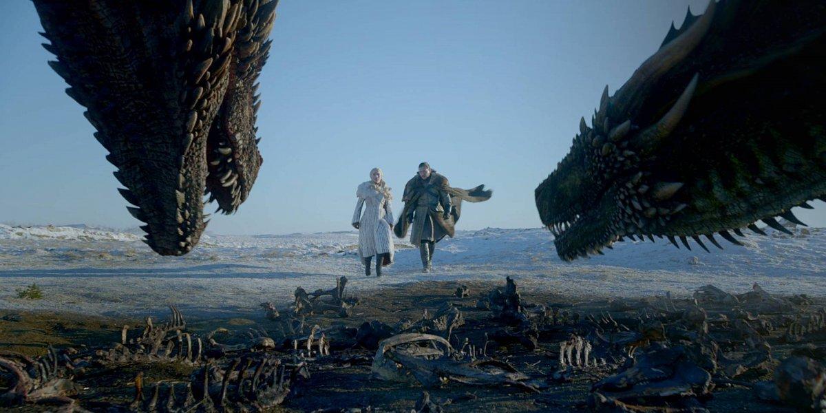 """Revelan cuánto durarán los episodios finales de """"Game of Thrones"""" y los fans están decepcionados"""