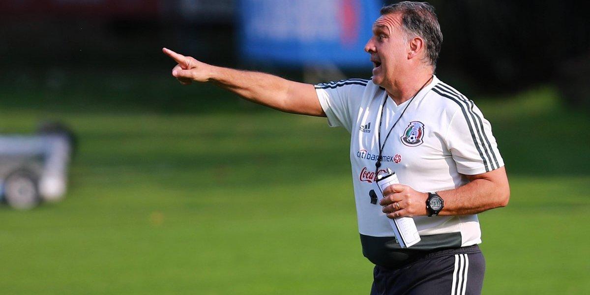 El Tata Martino dio la nómina para su debut en México ante la Roja de Rueda