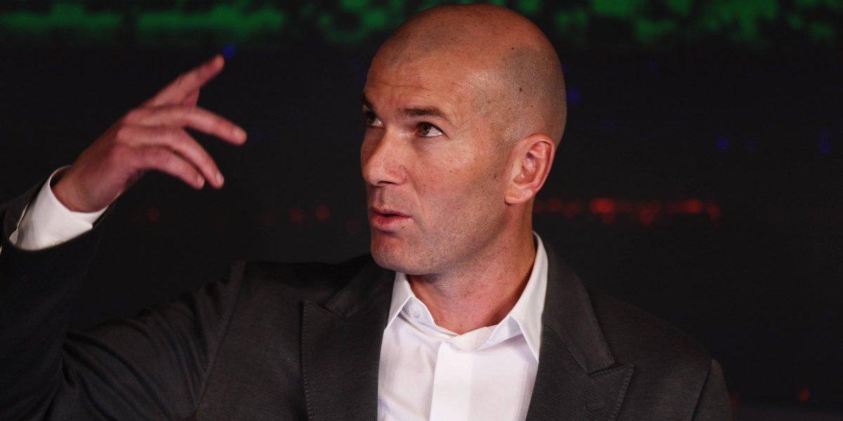 """La revolución de Zinedine Zidane en Real Madrid parte con cinco fichajes """"top"""""""