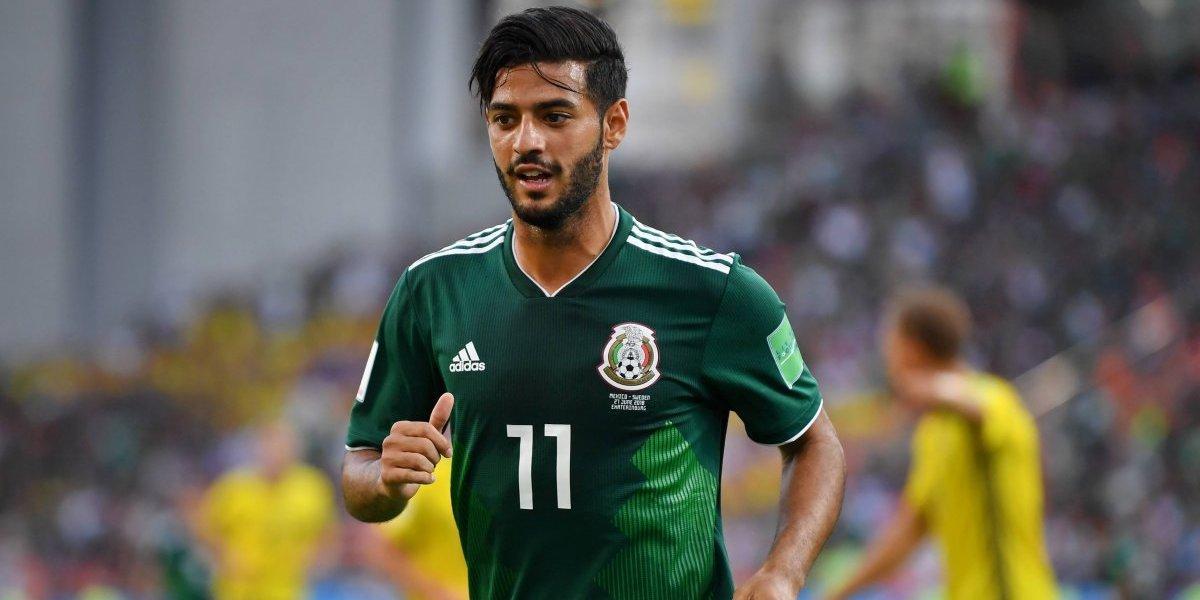Moreno tratará de convencer a Vela de regresar al Tri