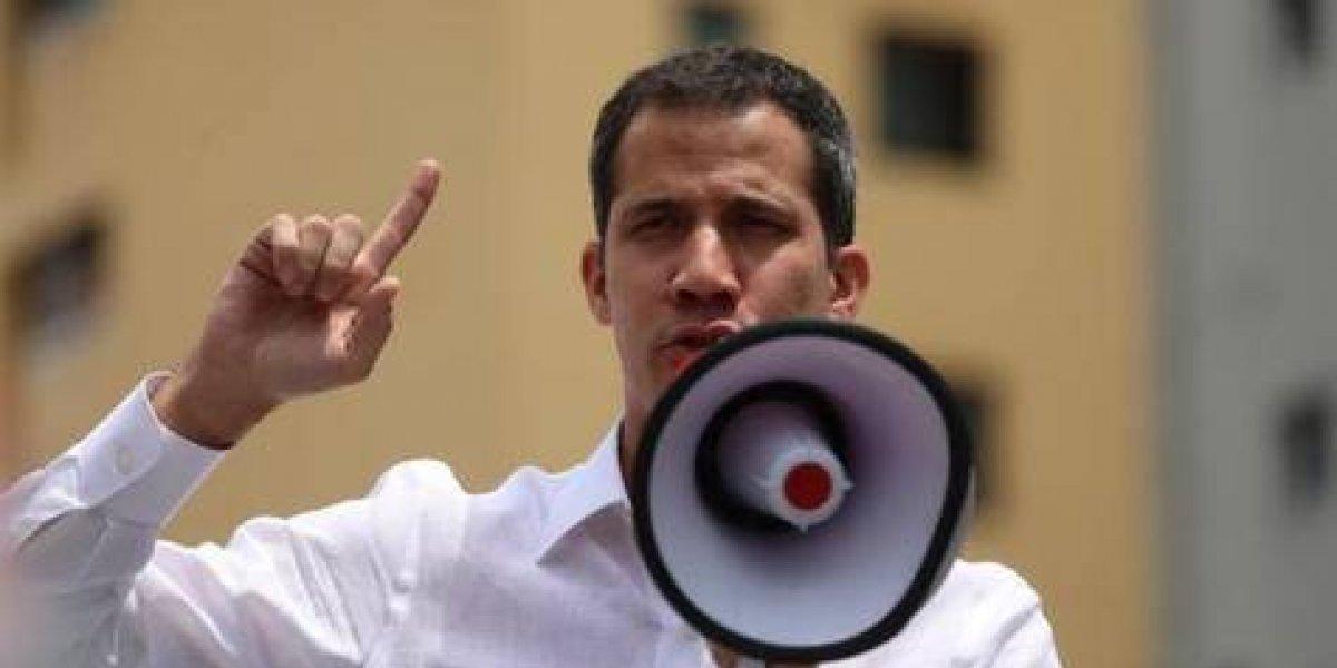Segundo proceso judicial a Guaidó por presunto sabotaje en apagón