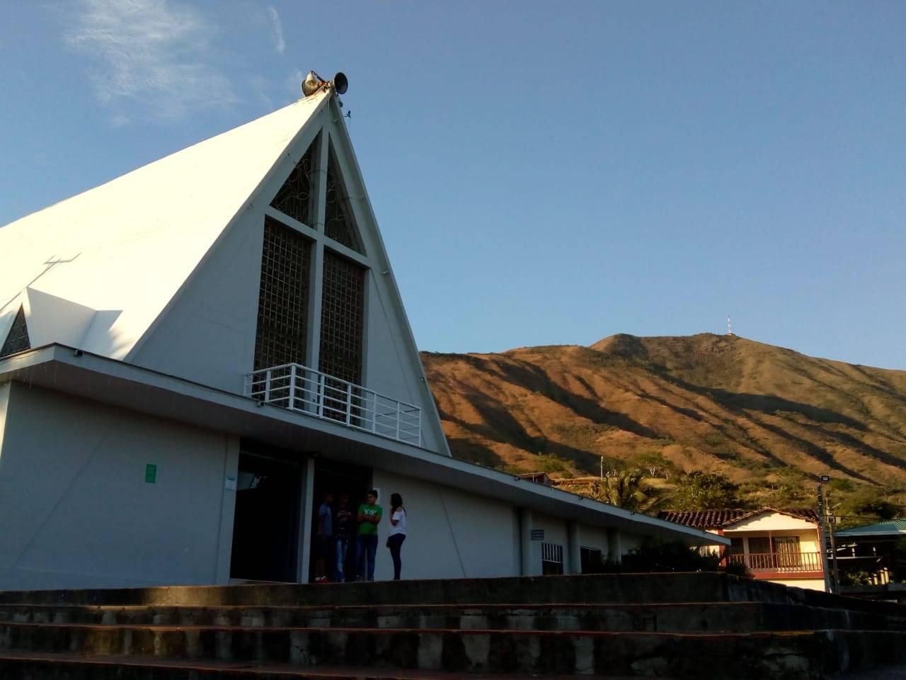 Iglesia Ricaurte
