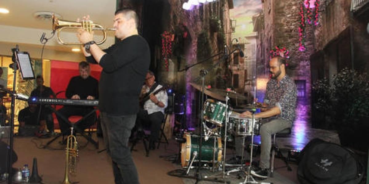 """""""Jazz Nights at Acrópolis"""", con una buena cartelera musical"""