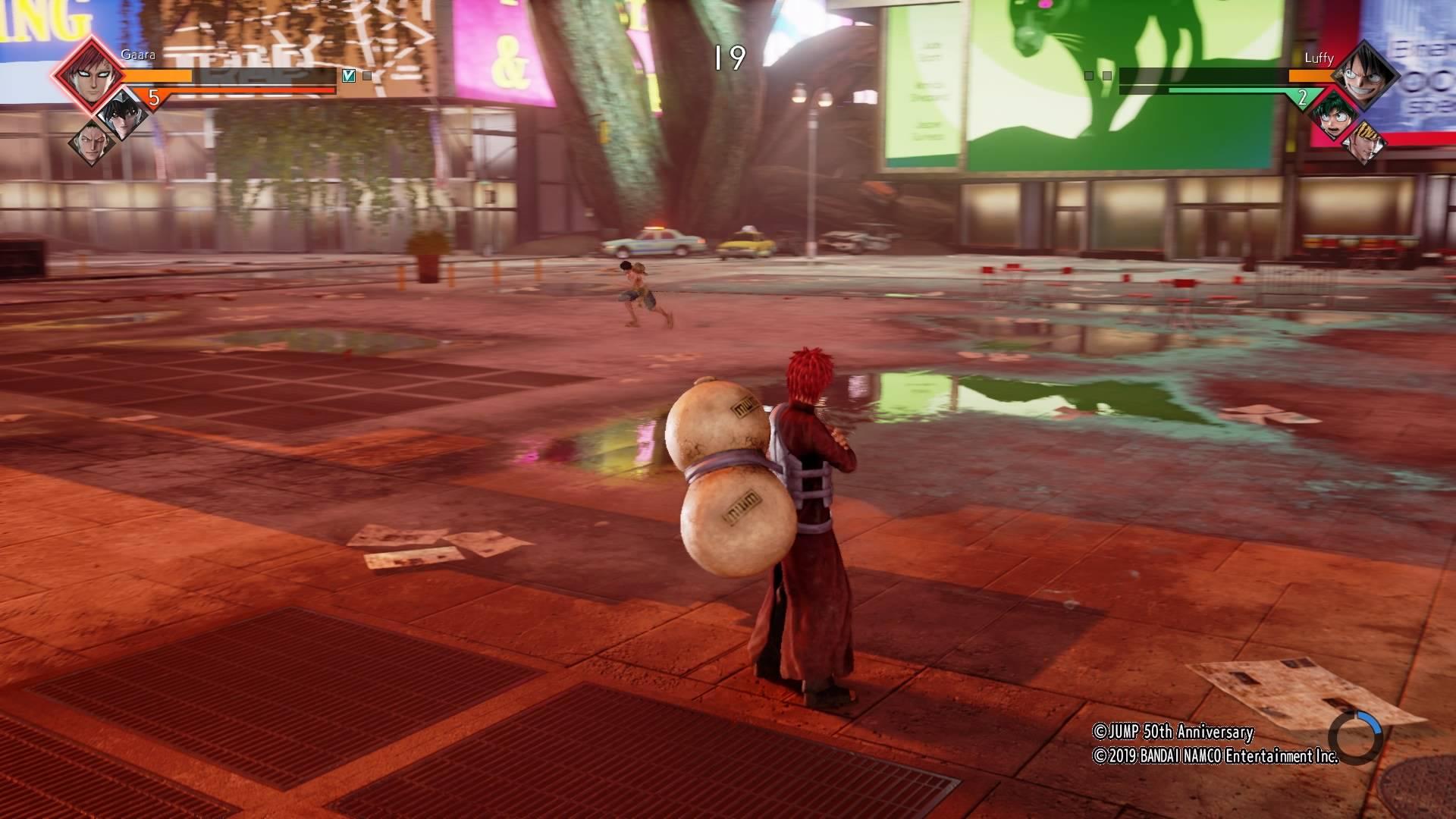 Francamente decepcionante: Review de Jump Force para PS4 [FW Labs]