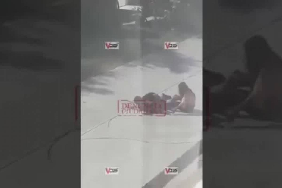 Mujer acuchilla a su pareja y después se arrepiente