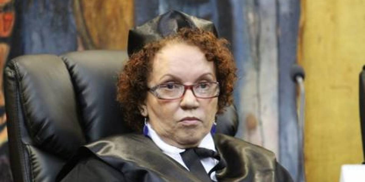 Proponen que jueza Germán sea presidenta de la SCJ
