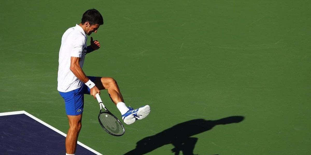 Sorpresón en Indian Wells: Novak Djokovic cae ante el 39 del mundo