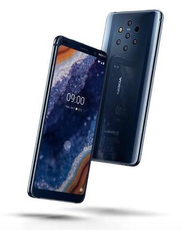 Nokia con cinco cámaras